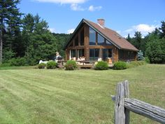 House vacation rental in Stowe from VRBO.com! #vacation #rental #travel #vrbo