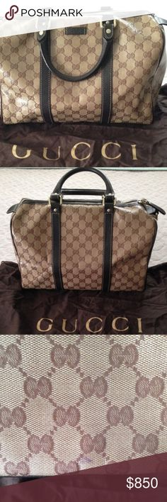 Purse Bought it from another posher. Used it for a while but looking to get a different one. Still in really good condition. It is poshmark certified already  (will post pictures of the certificate when I get home ) Gucci Bags