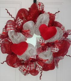 Happy Valentine's Day from Reel Sassy Wreaths!