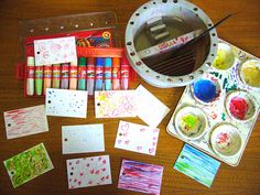 How to Create Affirmation Cards On-The-Go - Abundance Coach for Women in Business Art Therapy Projects, Therapy Ideas, Peace Education, Affirmation Cards, Expressive Art, Pocket Letters, Girls Camp, Yoga For Kids, Affirmations
