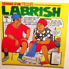 #artinthedancehall #limonious (for those who don't know labrish is the old fashioned art of telling stories - not necessarily lies!)