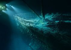 National Geographic Releases Stunning New Images Of The Titanic Ruins