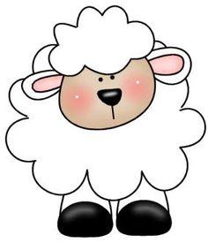 Atividades : Paródia sobre a verdadeira Páscoa Applique Designs, Applique Templates, Applique Patterns, Cartoon Lamb, Sheep Cartoon, Picasa Web, Lambs, Crafts For Kids, Diy Crafts