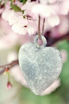 Weathered heart