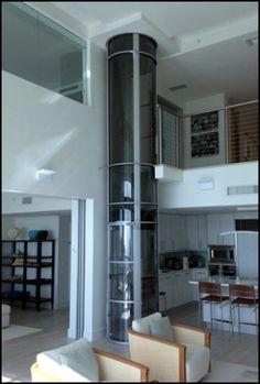 modern home elevatorsinclinator co of america. | home