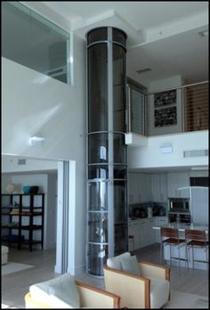 Easy, quick & clean installation. The PVE37 serves all your needs for a residential elevator. For more information, visit our website or give us a call!