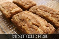 snickerdoodle bread by micahreshea