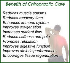 Include regular chiropractic adjustments as part of your overall wellness plan! Come to Greater Cincinnati Chiropractic for all of your chiropractic needs!  Call (701) 746-8636 respectively for more information or visit our website www.rrfamchiro.com