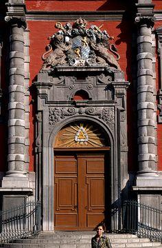 Église Nôtre Dame de l'Immaculée Conception, Liège - Belgium