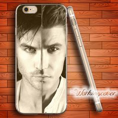 >> Click to Buy << Coque Vampire Diaries Soft Clear TPU Case for iPhone 7 6 6S Plus 5S SE 5 5C 4S 4 Plus Case Ultra Thin Slim Silicone Cover. #Affiliate
