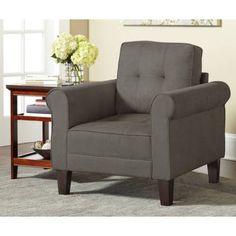 10 Spring Street Ashton Lounge Chair, Multiple Colors - Walmart.com