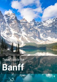 Travel costs for Banff