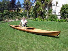Fast Strip-Built Tandem Kayak: Great Auk Double by Nick Schade