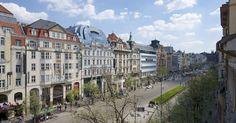 Cidade Nova em Praga | República Checa #Praga #República_Checa #europa #viagem