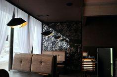 Мебель ручной работы. Панель с зеркалом Шоколадные лепестки. Декор-завод (decorzavod). Интернет-магазин Ярмарка Мастеров. Дизайн интерьера