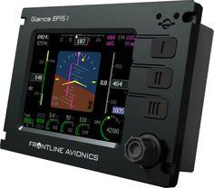 Reliable EFIS for ultralight aviation