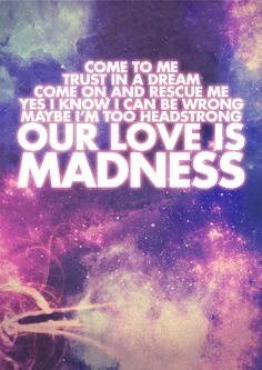 Madness (by MUSE) by shadowmario.deviantart.com on @deviantART