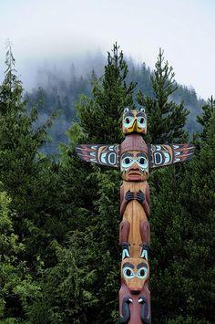 Totem, British Columbia, Canada