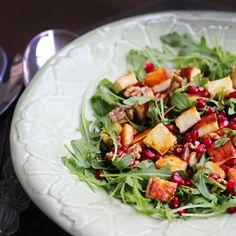 Rocket and Pomegranate Salad