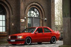Brabus Mercedes-Benz 190 E Mercedes Benz 190e, Mercedes 190, Classic Mercedes, 2jz Engine, Jdm, Super Cars, Automobile, Instagram, Wheels