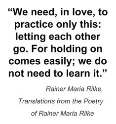 Rainer Maria Rilke, Translations from the Poetry of Rainer Maria Rilke