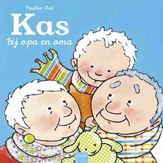 leuk verhaaltje om bij peuters voor te lezen over grootouders Kas bij oma en opa