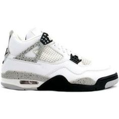 308497 103 Air Jordan Retro 4 Cement 2012 White Cement Grey Black cheap Jordan If you want to look 308497 103 Air Jordan Retro 4 Cement 2012 White Cement ...
