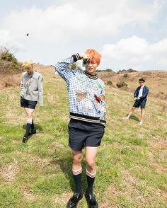 WEBSTA @ thebangtanboys - #방탄소년단 Special Album #화양연화 #YoungForever Concept Photo - ©facebook   @bts.bighitofficial - BTS official instagram