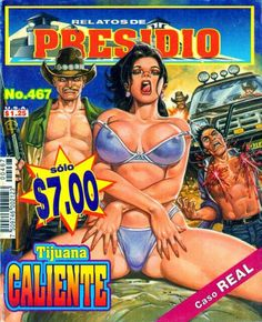Mexican horror magazines Ayyy si
