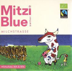 """Mitzi Blue """"Milchstraße"""" Milchschokolade: Cover"""