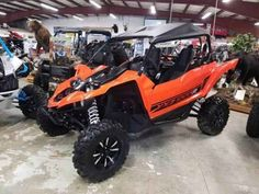 New 2016 Yamaha YXZ1000R Racing Blue/White ATVs For Sale in Oregon. 2016 Yamaha YXZ1000R Racing Blue/White, THE WORLD'S FIRST PURE SPORT SIDE-BY-SIDE save Big $$$$$$ The all-new YXZ1000R. A sport 3 cylinder engine and class-defining 5-speed sequential shift transmission. Welcome to the ultimate pure sport SxS experience. Additional Features 300-pound Cargo Capacity: Bring what you need, thanks to the YXZ1000R s composite cargo bed, with a 300-pound capacity and four steel tie-down points. A…