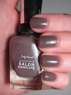 My new purchase.. I love it! Sally Hansen Commander in Chic