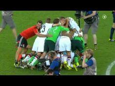 WM 2014 Finale Deutschland - Argentinien - Die letzten Sekunden