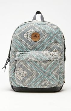 O'Neill Goldenwest Agave School Backpack - Womens Backpack - Blue - One