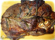 Hungarian Recipes, Hungarian Food, Ale, Pork, Favorite Recipes, Meat, Bedroom, Living Room, Pork Roulade