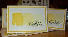 "Simple SU  ""work of art"" card www.crazystampinglady.blogspot.com Maureen Rauchfuss"