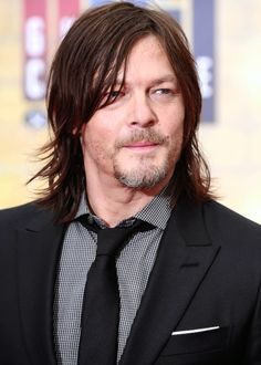 Norman Reedus attends Spike TV's Guys Choice Awards 2016