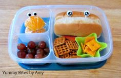 Monster in our @EasyLunchboxes !
