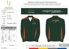 Model Seragam Forest Ranger, Samarinda - Kalimantan Timur