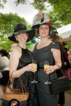 Spring Hat Luncheon 2012 by pghparks, via Flickr