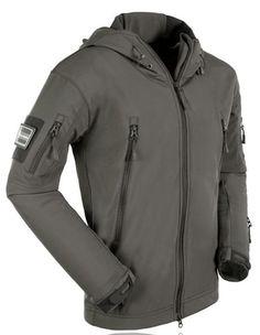 4 Season Tactical Softshell Jacket Men Outdoor Waterproof Sports Camouflage Hunting Hiking Trekking Outdoor Jacket - 13 Colors