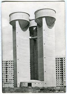 Photographies Depuis 1960. Bernd et Hilla Becher