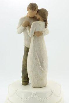 Casamento: veja 30 opções de noivinhos para o bolo