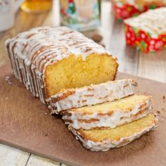 Eggnog Loaf {Sweet Pea's Kitchen}