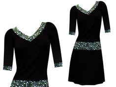 Entdecke lässige und festliche Kleider: HerbstBunt Kleid Isabelle - viele Farben made by ungiko via DaWanda.com