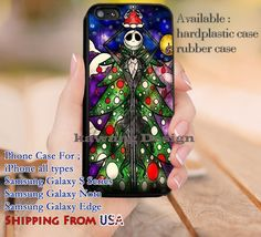 Nightmare Before Christmas iPhone 6s 6 6s  5c 5s Cases Samsung Galaxy s5 s6 Edge  NOTE 5 4 3 #cartoon #animated #NightmareBeforeChristmas dl9