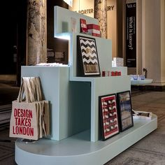 The London Design Festival Shop will return in 2016 offering a curated selection of design-related products alongside Festival merchandise. The stand-alone shop has been designed by London-based design studio Loris&Livia and is constructed out of DuPontTM Corian. @vamuseum @lorisandlivia @coriandesign #London #Design #Festival #Shop #LDF16 by l_d_f_official