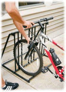 Sportrack Bsr 10 Bike Valet Outdoor Bicycle Storage Rack
