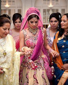 Gallery For > Punjabi Wedding Dresses