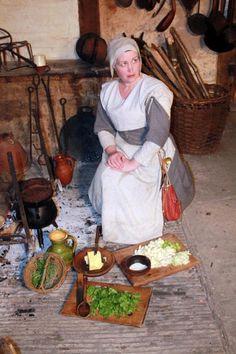 Winkhurst Tudor Kitchen
